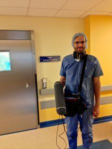 Michal Fojcik - Hospital Scrubs 1