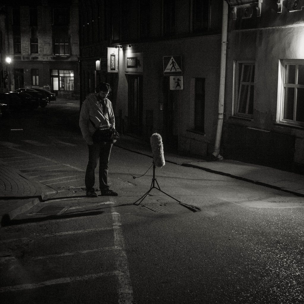 Michal Fojcik - Night