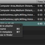 Soundly 4 Playback Sound File Right Click