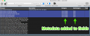 Metadata has been applied!