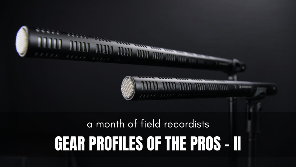 Month of Field Recordists 2016 v3