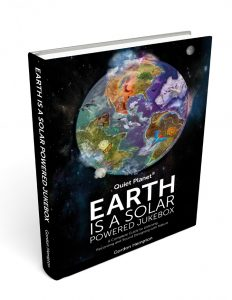 Earth is s Solar Powered Jukebox Mockup