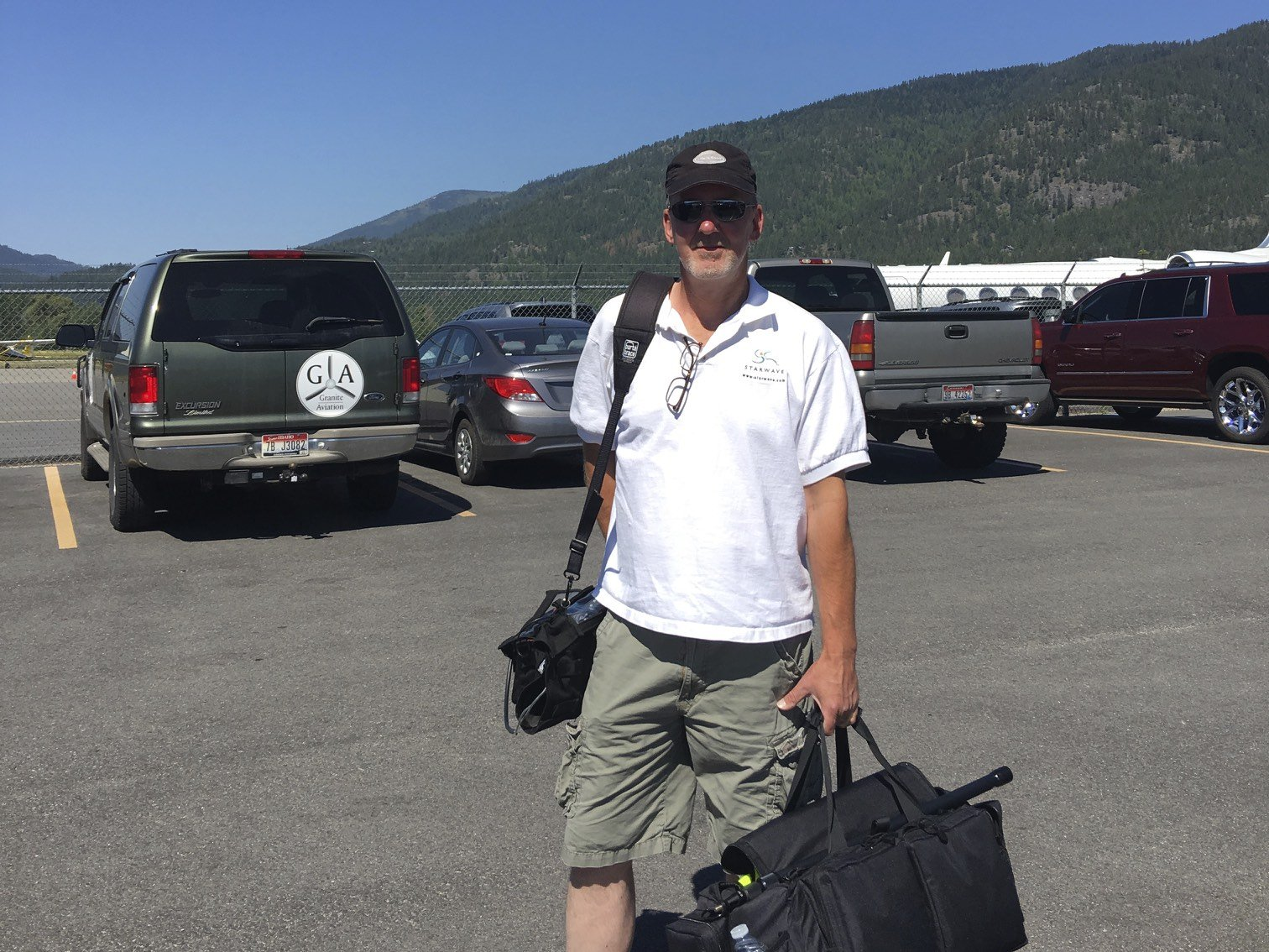 A Month of Field Recordists – Frank Bry