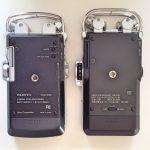 Sony PCM D100 D50 D100 Back