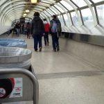 Toronto Pedestrain Walkway 1