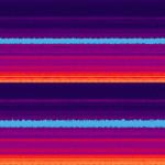 Spectrograph Fridge Hum