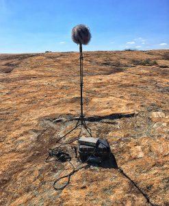 Richard Devine Arabia Mountain Recording ATL