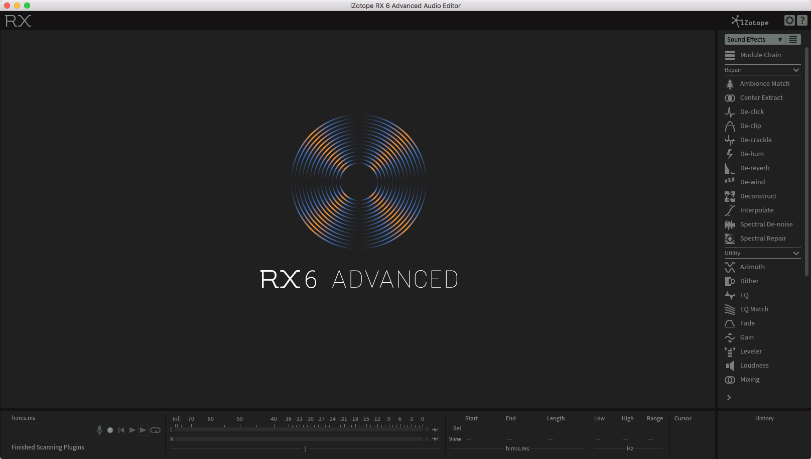 iZotope RX 6 for Field Recordists: What's New & What's