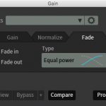 Modules RX 5 Module Organization Tabs