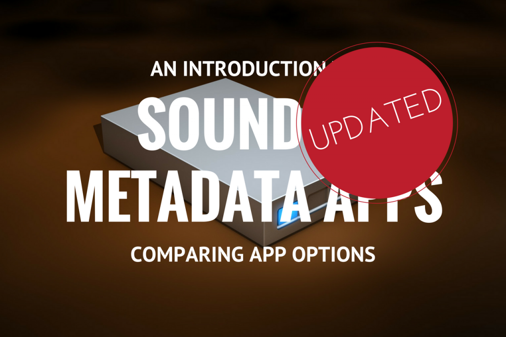 An Introduction to Metadata Apps Updated