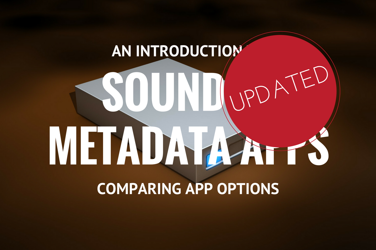 Metadata App Roundup Updated