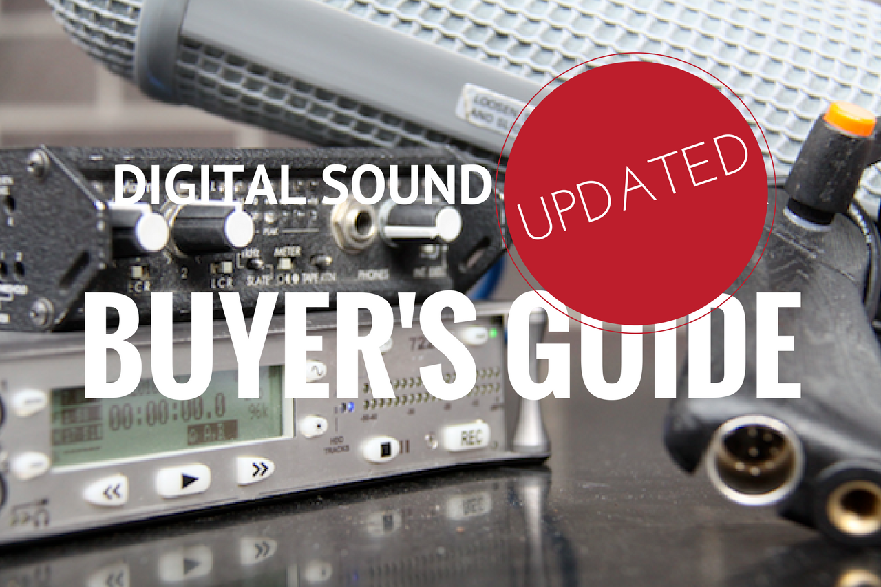 Digital Sound Recorder Buyers Guide Updated