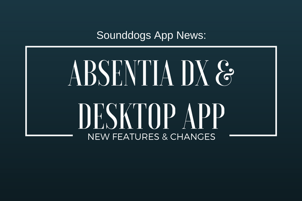 Sounddogs App Updates