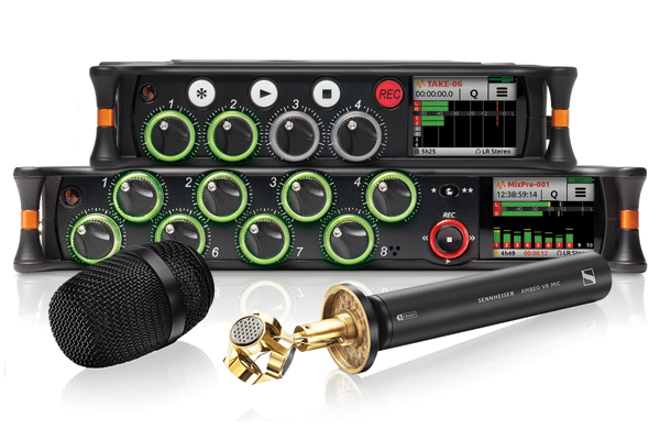 Sound Devices Adds MixPre Ambisonic Support, Pre-Roll, Ultrasonic Fix, and More