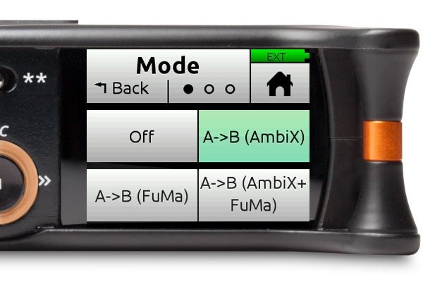 Sound Devices Adds MixPre Ambisonic Support, Pre-Roll