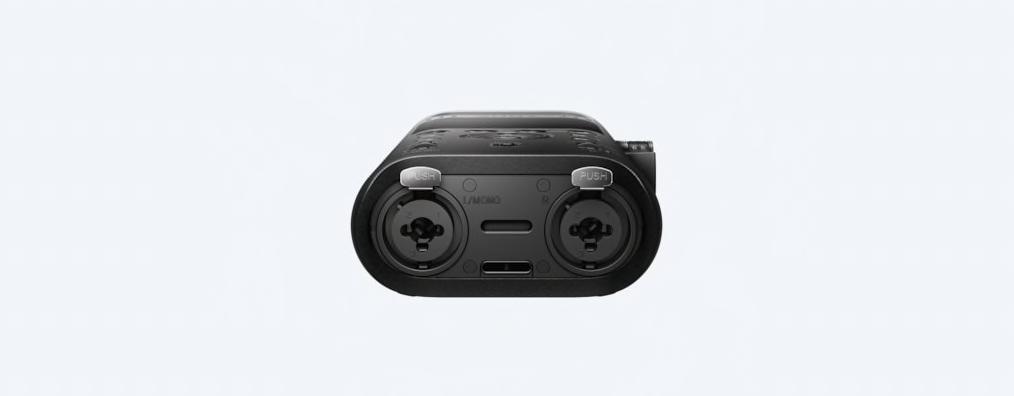 Sony D10 XLRs 1