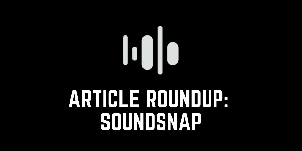 Article Roundup Soundsnap