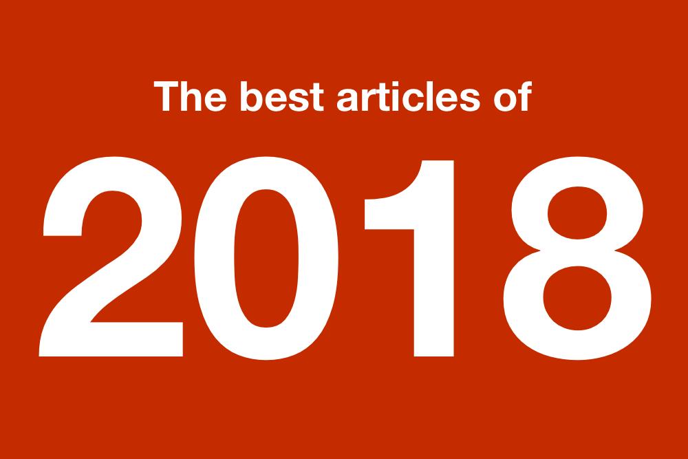 Best of 2018 Hero