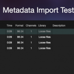 Soundly 2021 09 Metadata Import Results 1 Before