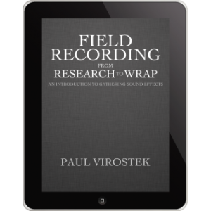 Field Recording e-Book - Basic Edition