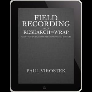 Field Recording e-Book - Basic Edition