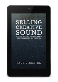 Selling Creative Sound - Basic Edition, Nexus 7