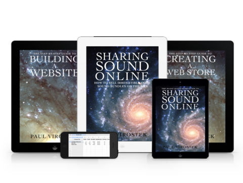 Sharing Sound Online e-book Group