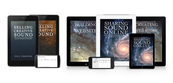 Selling Sound e-Book Combo Pack